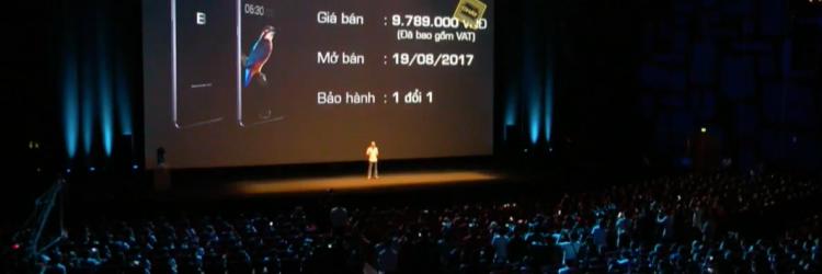 Tổng hợp các video review đánh giá về Bphone 2017 ngày ra mắt